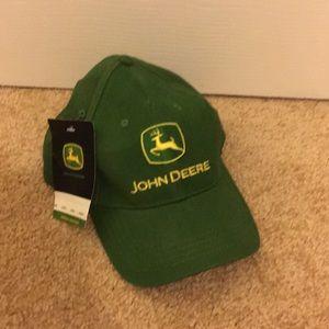 John Deere green hat 🚜